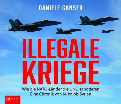 Hörbuch: Illegale Kriege