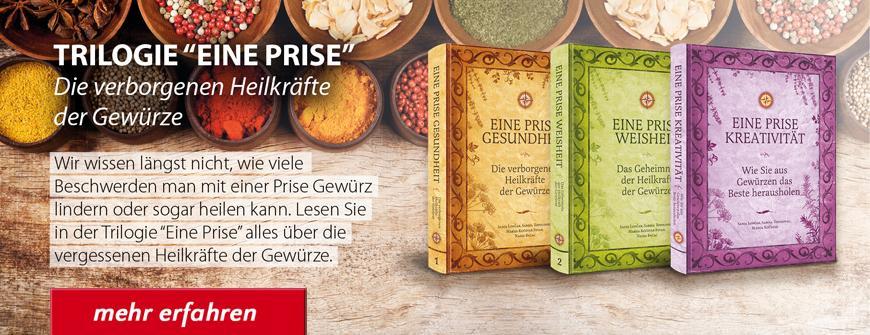 """Trilogie """"Eine Prise"""""""