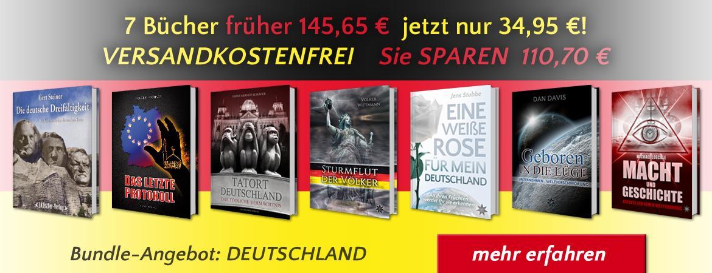 Buchpaket Deutschland