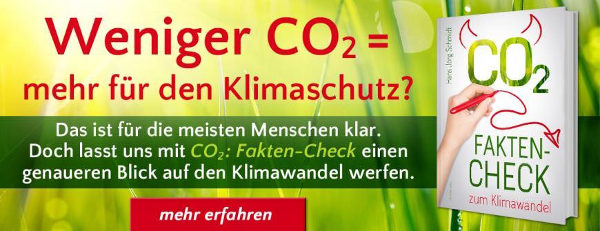 CO2 Fakten-Check zum Klimawandel