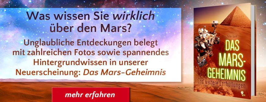 Das Mars-Geheimnis - Peter Denk