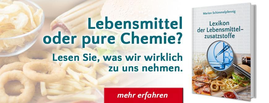 Marion Schimmelpfennig - Lexikon der Lebensmittelzusatzstoffe