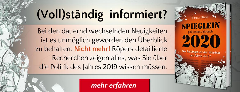 Spieglein Jahrbuch 2020